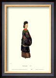 Chinese Mandarin Figure Prints