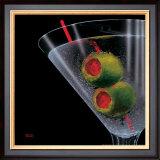 Classic Martini Print by Michael Godard