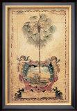 Paradise Palm Prints by Elizabeth Jardine