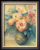 Roses Poster by Edward Armitage