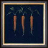 Chalkboard Veggies III Prints by Sara Anderson