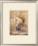 The Blue Vase Prints by Francois Rivoire