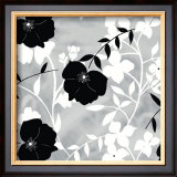 Shadow Flower Prints by Kate Knight