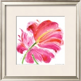 Flowers Symphony I Print by Celeste 