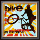 Bike Prints by Jo Moulton