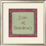 I Can at Grandma's Art by Karen Tribett