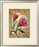 Poppy Framed Giclee Print by Marcella Rose