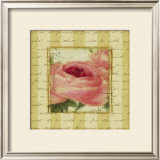 Rose and Romance I Print by Pela Design