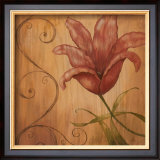 Tiger Lily I Prints by Nan