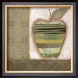 Granny Smith Apple Posters by Carol Robinson