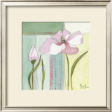 Pink Poppy I Art by Milena More