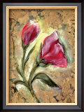 Poppy Framed Giclee Print by Marcella Rose
