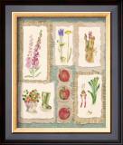 Gardening Pleasures IV Posters by Gillian Fullard
