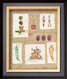 Gardening Pleasures II Posters by Gillian Fullard