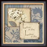 Live Love Prints by Jo Moulton