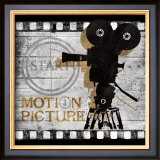 Motion Picture Poster by Conrad Knutsen