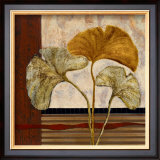 Urban Ginkgo I Art by John Kime
