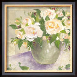 Berries and Roses II Posters by Patricia Roberts