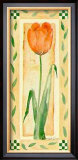 Orange Prints by Alie Kruse-Kolk