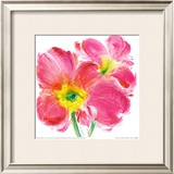 Flowers Symphony II Prints by Celeste 