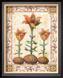Provincial Lilium Prints by Walter Robertson