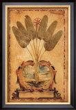Twilight Palm Posters by Elizabeth Jardine