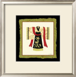 Kimono I Prints by Nancy Slocum
