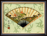 Art of the Geisha I Print by Nancy Slocum