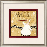 Kitchen Favorites: Pasta Posters by Dan Dipaolo
