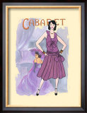 Cabaret Prints by M. Colbert