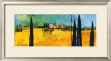 Near by San Gimignano Prints by Karlheinz Gross