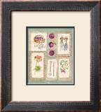 Gardening Pleasures III Prints by Gillian Fullard