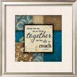 Together Posters by Jennifer Pugh
