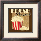 Fresh Popped Poster by Stacy Gamel