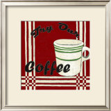 Try Our Coffee Posters by Chariklia Zarris