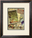 Japan Travels I Framed Giclee Print by Kate Ward Thacker