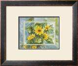 Flowers of Sun Prints by Martina Reimann
