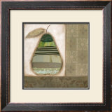 Bartlett Pear Prints by Carol Robinson