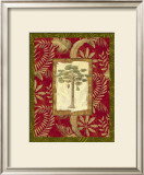 Exotica Palm I Prints by Charlene Audrey