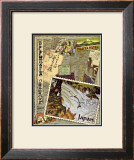 Japan Travels II Framed Giclee Print by Kate Ward Thacker