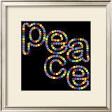 Peace-Out Print by Mali Nave