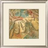 Acanthus Scroll I Art by Jonde Northcutt