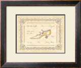 Dancing Shoe Prints by Banafshe Schippel