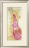 Dancer in Pink Prints by Marta Wiley