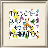 Imagination Prints by Louise Carey