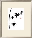 Bamboo II Posters by Jenny Tsang