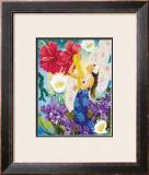 A Lei of Aloha Framed Giclee Print by Warren Rapozo