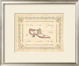 Vogue Shoe Posters by Banafshe Schippel