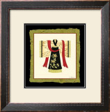 Kimono I Art by Nancy Slocum