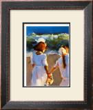 True Friends Art by Nancy Seamons Crookston